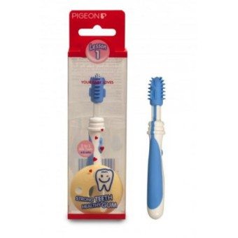 Fitur Richell Baby Training Toothbrush 8 Months Dan Harga Terbaru ... d8051913da
