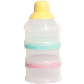 Pigeon Powder Milk Container Tempat Susu BPA Free - Putih