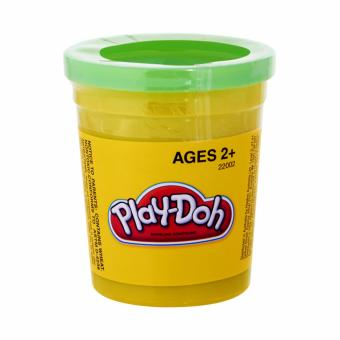 Playdoh Single Tub Green