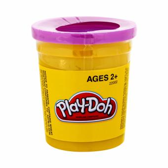 Playdoh Single Tub Purple