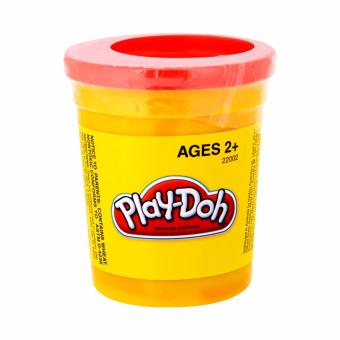 Playdoh Single Tub Red