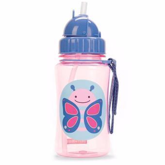 Harga Terbaru Quincybaby Botol Minum Anak Karakter Butterfly - Hijau