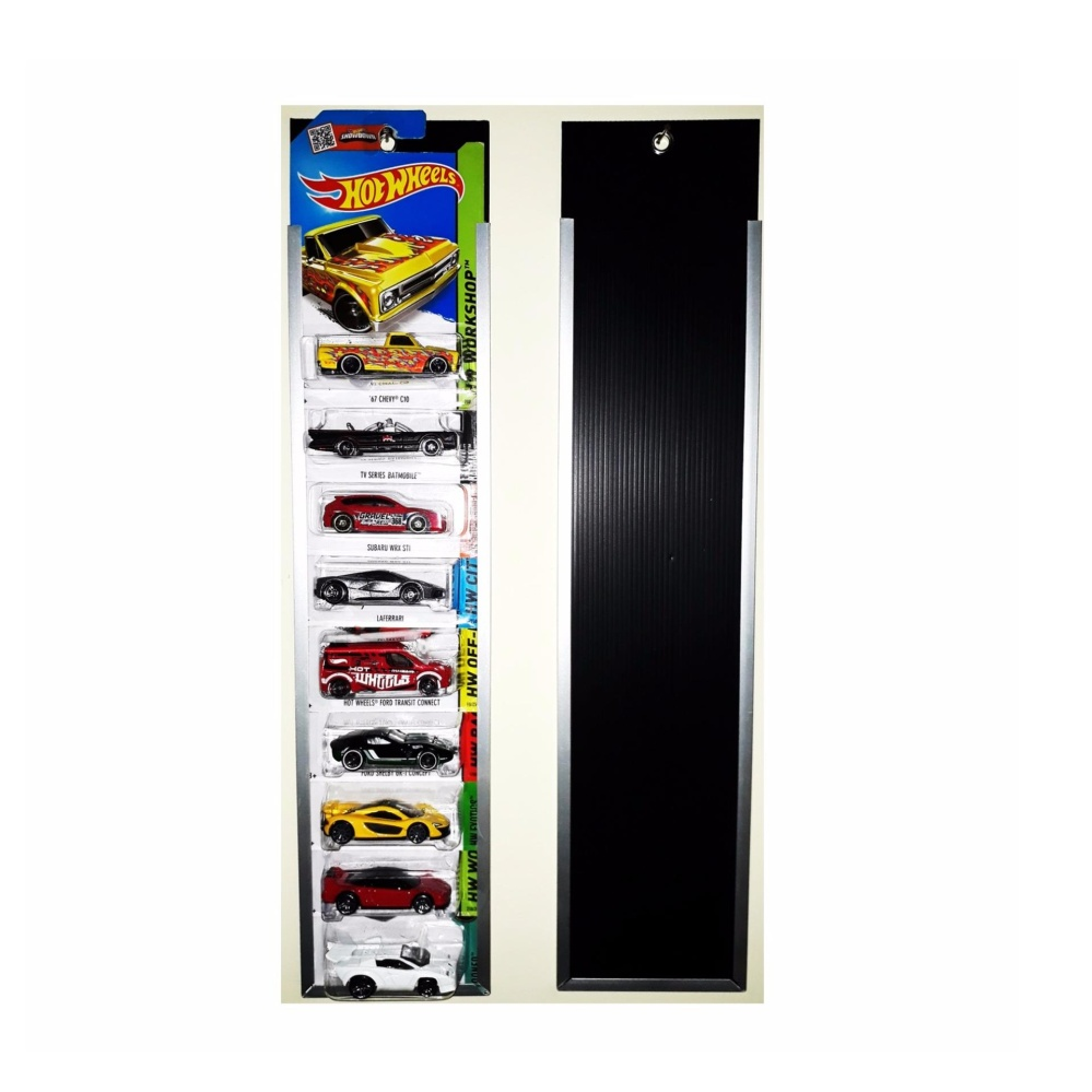 Hot Deals Rak Display Hot Wheels Panjang 50Cm - Rak Mainan Anak Rak Mobil Rak Mainan