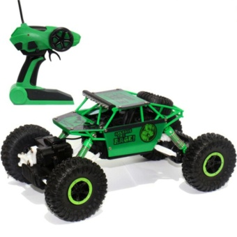 RC Car 4WD Rock Crawler Super Hero Theme Car Off-Road
