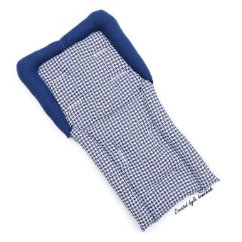 Seat pad alas stroller universal houndstooth