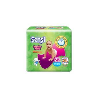 SENSI Regular Pants Popok Celana XXL22 / XXL 22