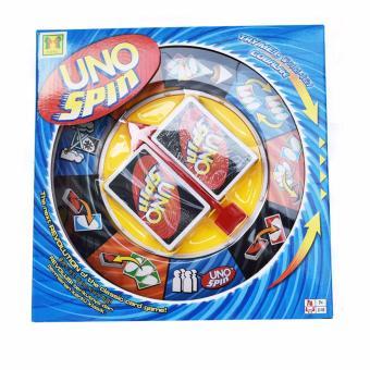 SneToy - UNO Spin - Permainan Kartu Uno Seru. Putar dan Mainkan.