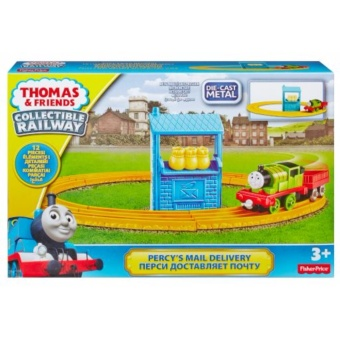 Thomas & Friends(TM) Collectible Railway Percy's Mail Delivery
