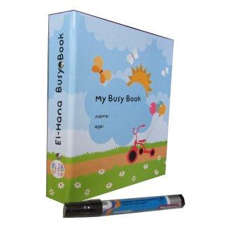 TME El Hana My Busy Book