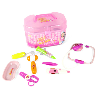 Tomindo Doctor Box Pink