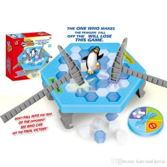Tomindo Penguin Trap
