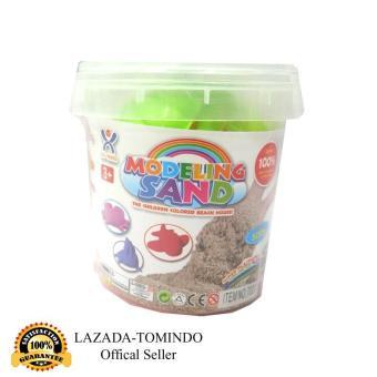 Tomindo Toys Modeling Sand / Pasir Kinetik / mainan anak / mainan pasir