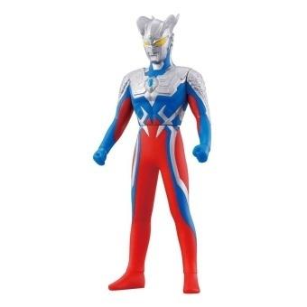 Ultraman Superheroes Ultra Hero Series #40: ULTRAMAN ZERO-Intl