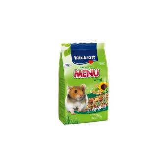 Vitakraft Menu Vital - Makanan Hamster 400 Gr
