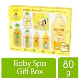 Zwitsal Baby Gift Pack Paket Kado