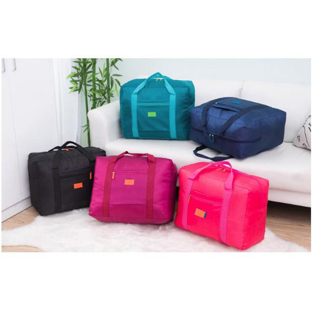 foldable travel bag / tas travel lipat t001