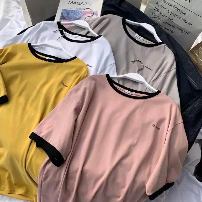 balicihui kaos pelangi atasan tiedye baju tidur pelangi fit to xxl kaos bali kaos santai kaos wanita t shirt wanita t-shirt jumbo wanita top baju santai jumbo