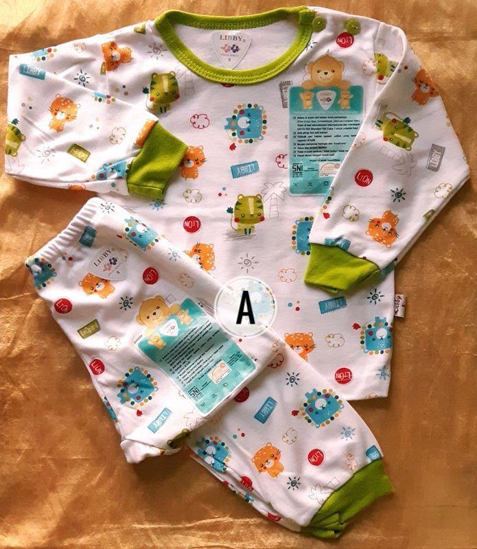 Baju Bayi Setelan Panjang Libby L 18-24 bulan