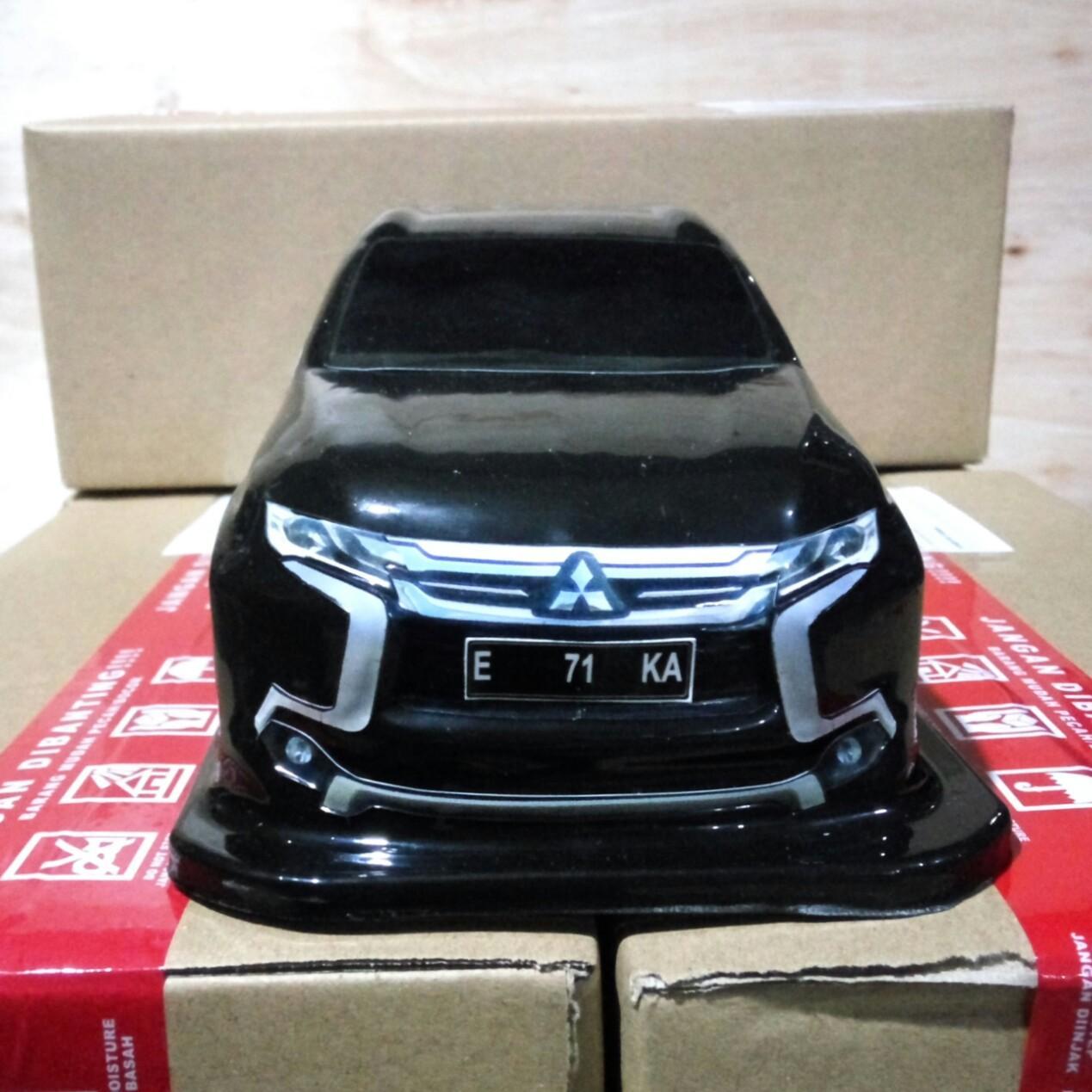 tempat tissue miniatur mobil honda brio