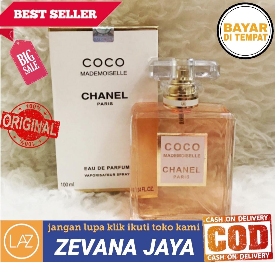 Fitur Parfum Wanita Terbaik Coco Chanel 100 Ml Dan Harga Terbaru