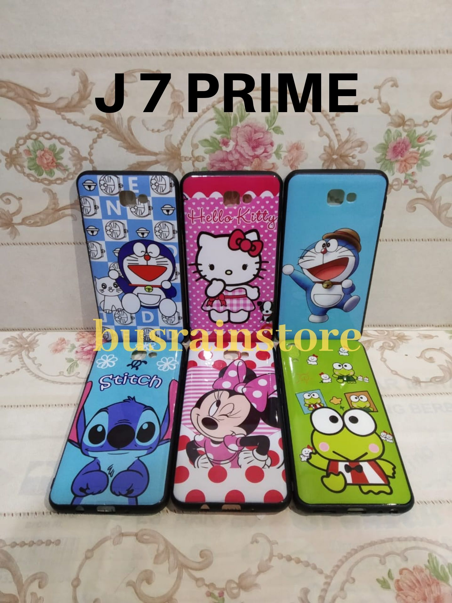 TPU SoftCase Karakter SAMSUNG J7 PRIME - CASSING SAMSUNG J7 PRIME - SILIKON SAMSUNG J7 PRIME KONDOM SAMSUNGJ7PRIME - SOFTCASE HP SAMSUNG J7 PRIME - KARAKTER DORAEMON HELLO KITTY CEROPY MICKEYMOUSE STICH LUCU HIGHT Quality Terbaik COD` BY-JW~COLLECTIONS
