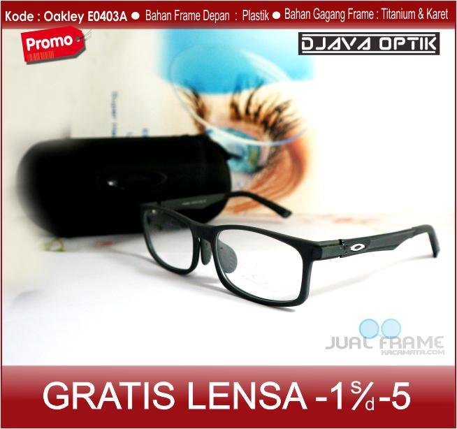 ... Kacamata Sport e0403 + Lensa minus plus silinder untuk pria dan wanita Kacamata  Baca dce6daf243
