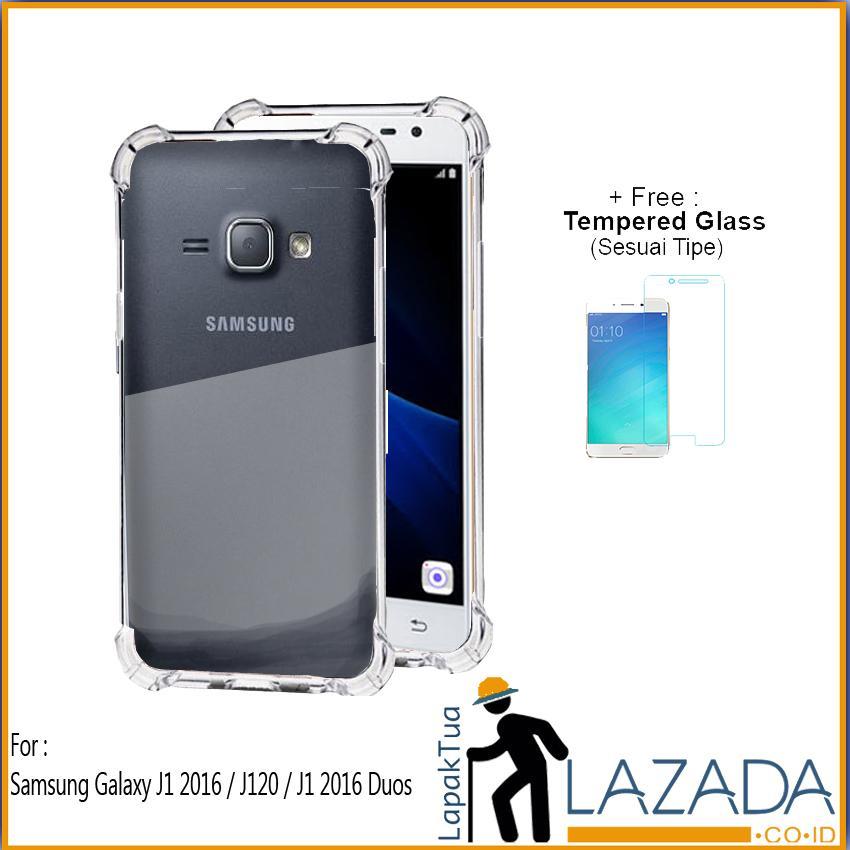 Lapak Case - Softcase Anti Crack Silikon Casing Anticrack Anti Bentur Terbaik Untuk Samsung Galaxy J1