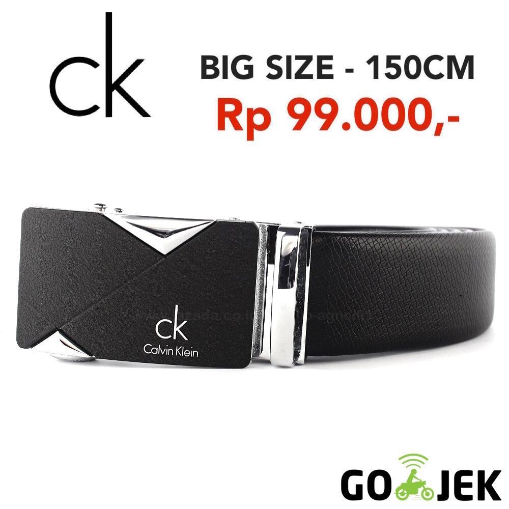 CK A3 | Mens Leather Belt | Gesper Ikat Pinggang Pria | Sabuk Kulit Asli |