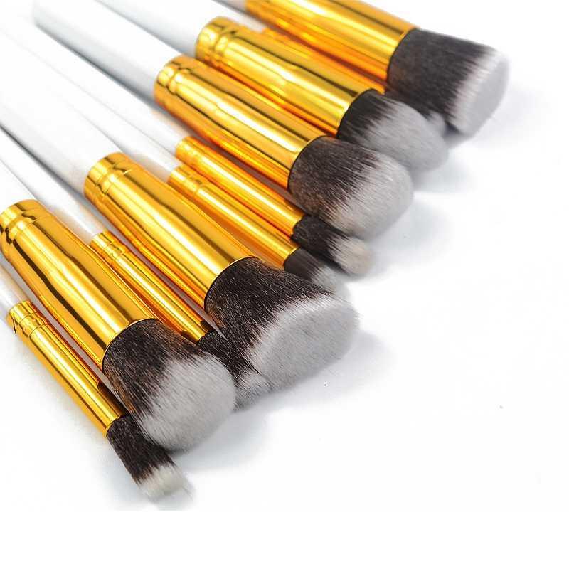... Hitam 32 Source · Vienna Linz Kuas Make Up Cosmetic Brush Professional 10 Pcs Makeup Set Kit Tool Brushes Super