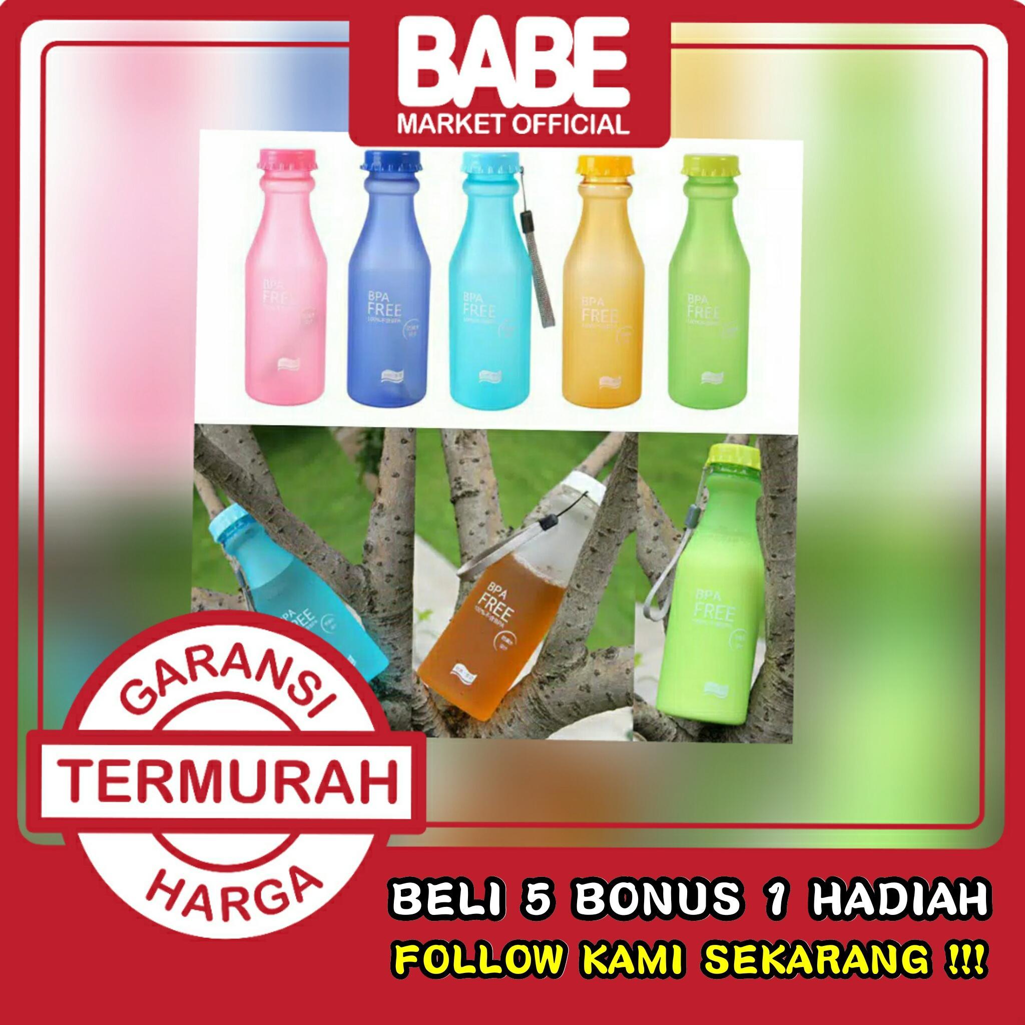 BABEMARKET - Botol Minum BPA FREE DOFF / Botol Minum / Botol Minum Anak / Botol