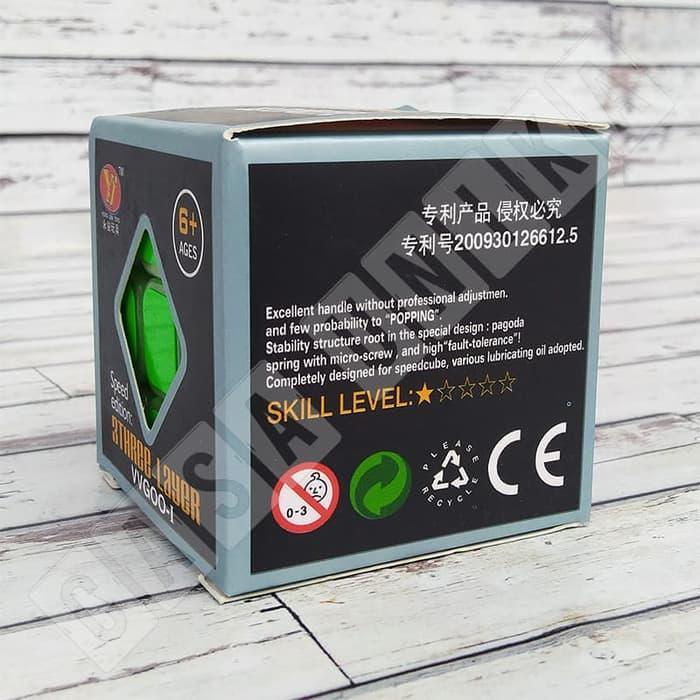 Rubik Glow in the Dark 3x3 Yong Jun / Speed Cube YongJun 3x3x3