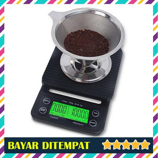 timbangan dapur mini digital platform / timbangan kue / timbangan kopi / timbangan gula / timbangan tepung