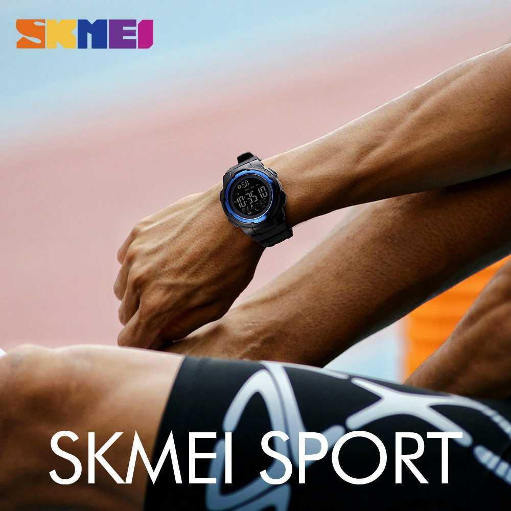 ... Digital Innovation SKMEI Jam Tangan Olahraga Smartwatch Bluetooth - 1440 - Hitam Fashion & Perhiasan ...