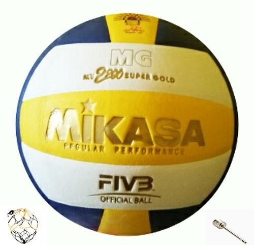 BOLA VOLLY/VOLI/VOLLEY/VOLLI MV SUPER GOLD 2200