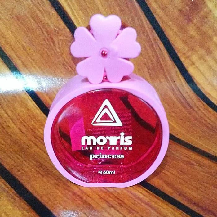 ... Parfum Morris Bunga Series 100% ASLI Original BPOM isi 60ml - Morris Bunga Eau De ...
