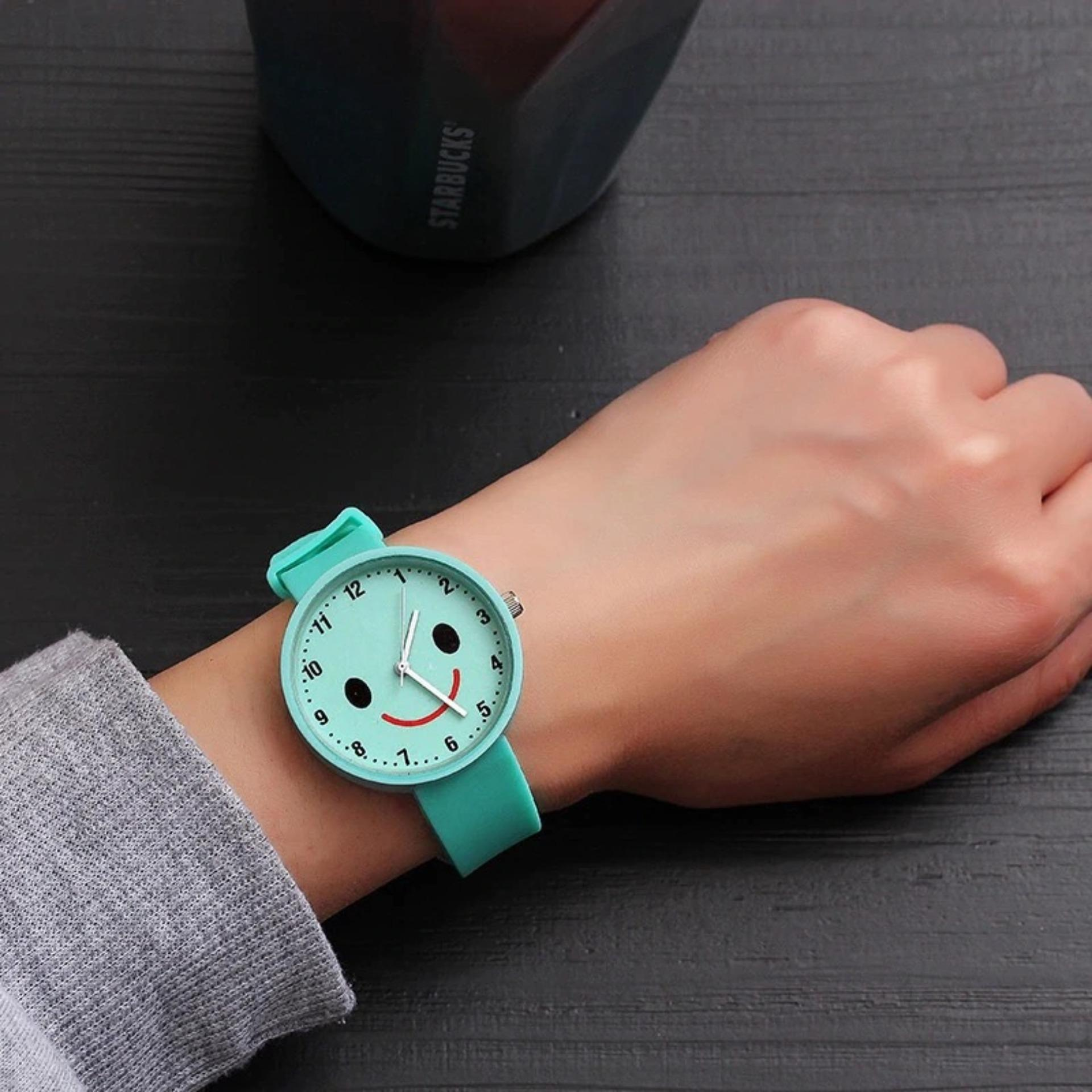 Jelly Smile Fashion Watch SML5080 - Jam Tangan Fashion - Jam Tangan Wanita - Jam Tangan Remaja