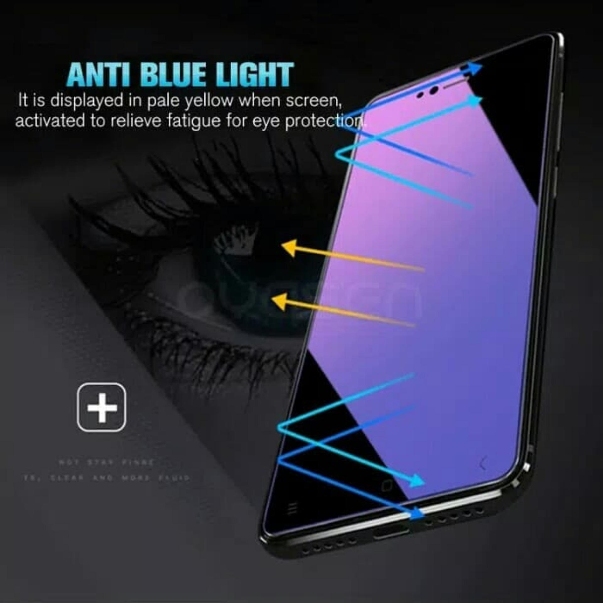 Anti Gores Kaca Samsung Galaxy J2 Prime Anti Blue Light Tempered Glass 2.5D - Transparant