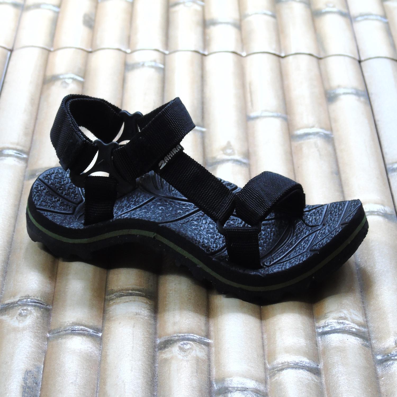 Sepatu Sandal Gunung Anak Anak Zahira - ZST - Hitam