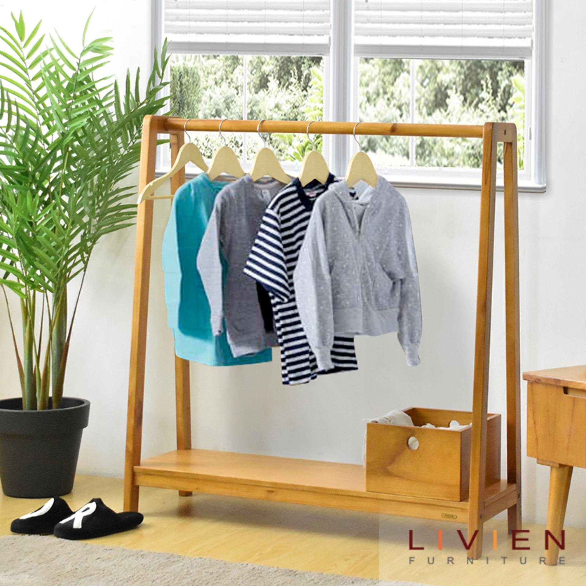 LIVIEN - Rak Baju Gantung / Hanger / Axelle Standing Hanger