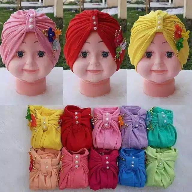 turban bayi & anak sakura