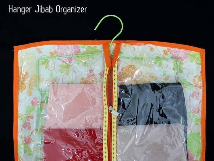 Detail Gambar Hanger jilbab / hanger hijab / HANGER JILBAB + COVER Terbaru