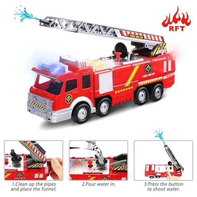 pemadam kebakaran mobil fire stop