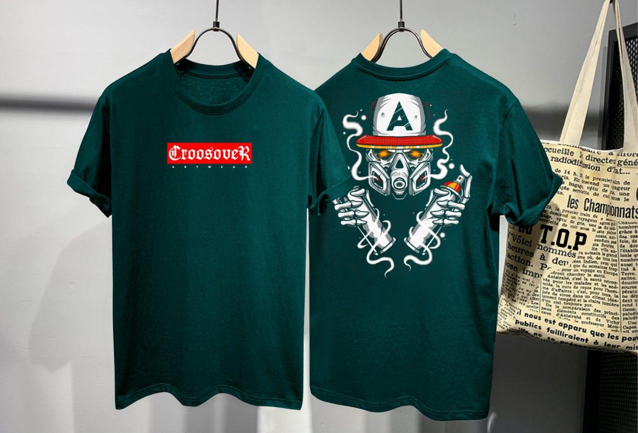 coco distro / t-shirt pria / coco fashion / kaos distro  boneka