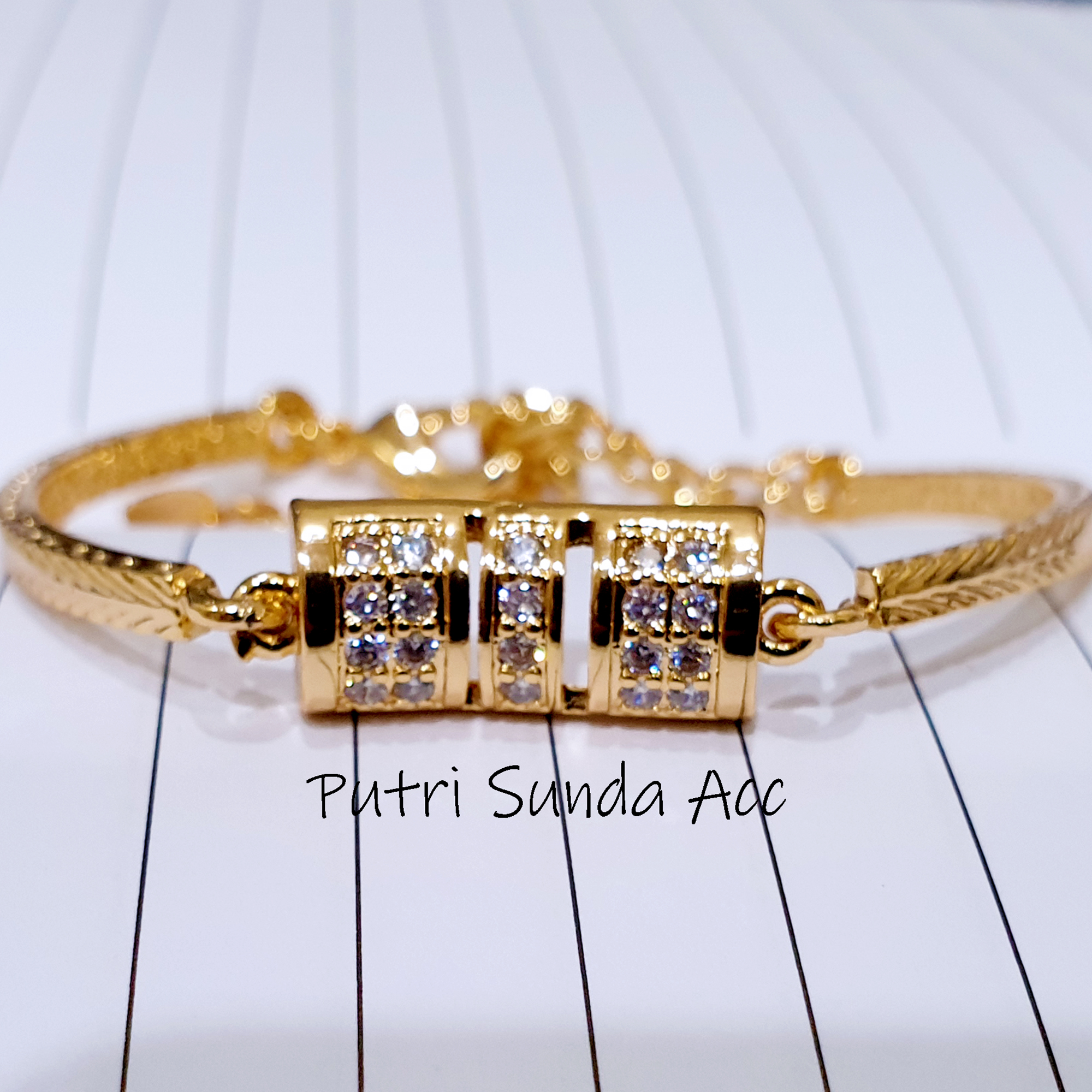 gelang xuping cantik gold permata – 69 – jekistore