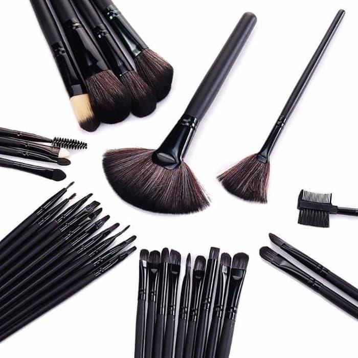 ... Brush Make Up 32 Set dengan Pouch - 3 ...