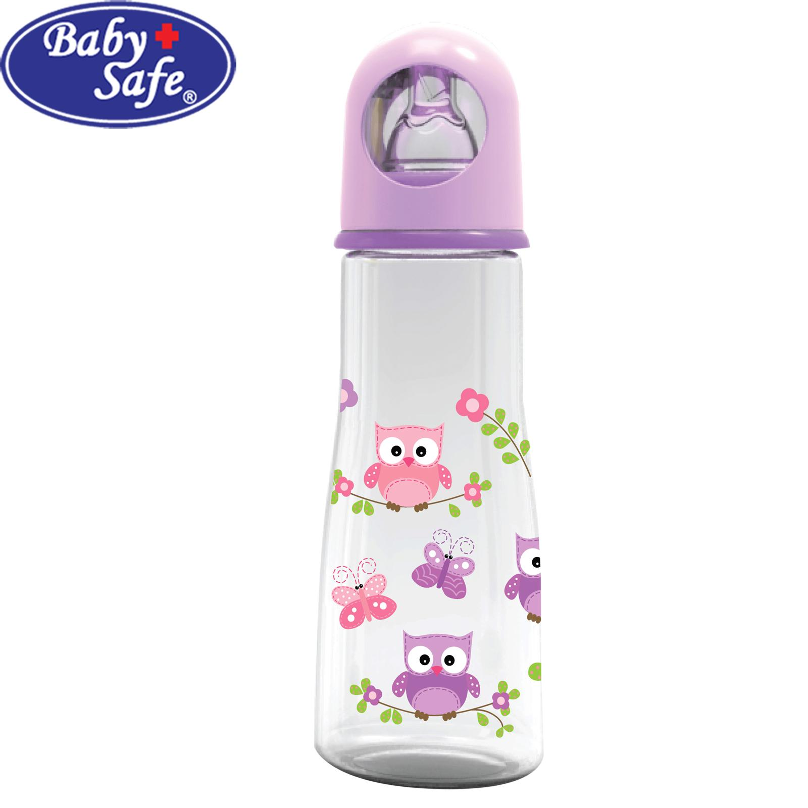Baby Safe Botol Susu / Feeding Bottle 250 ml JP003