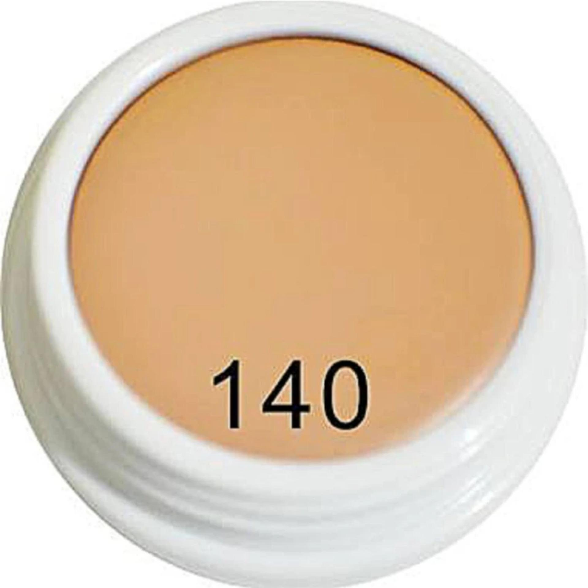 alas bedak naturactor / naturactor foundation cream / naturactor cover face best er – no. 140
