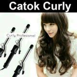 ... Alat Catok Profesional Hair Curler ZF 2002 / Catokan Pengeriting Rambut Praktis Dan Mudah Dibawa ...