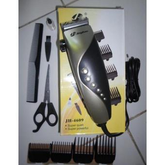 Alat Cukur Rambut Jinghaoo Hair Clipper   Mesin cukuran JH-4609 TERLARIS 41b8de7674