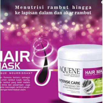 AQUENE INTENSE CARE HAIR MASK Masker Rambut Merk AQUENE